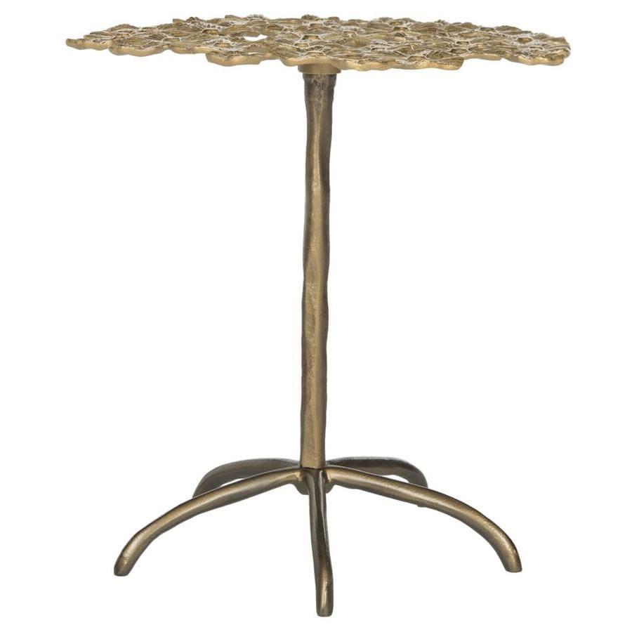 Safavieh Daisy Gold End Table