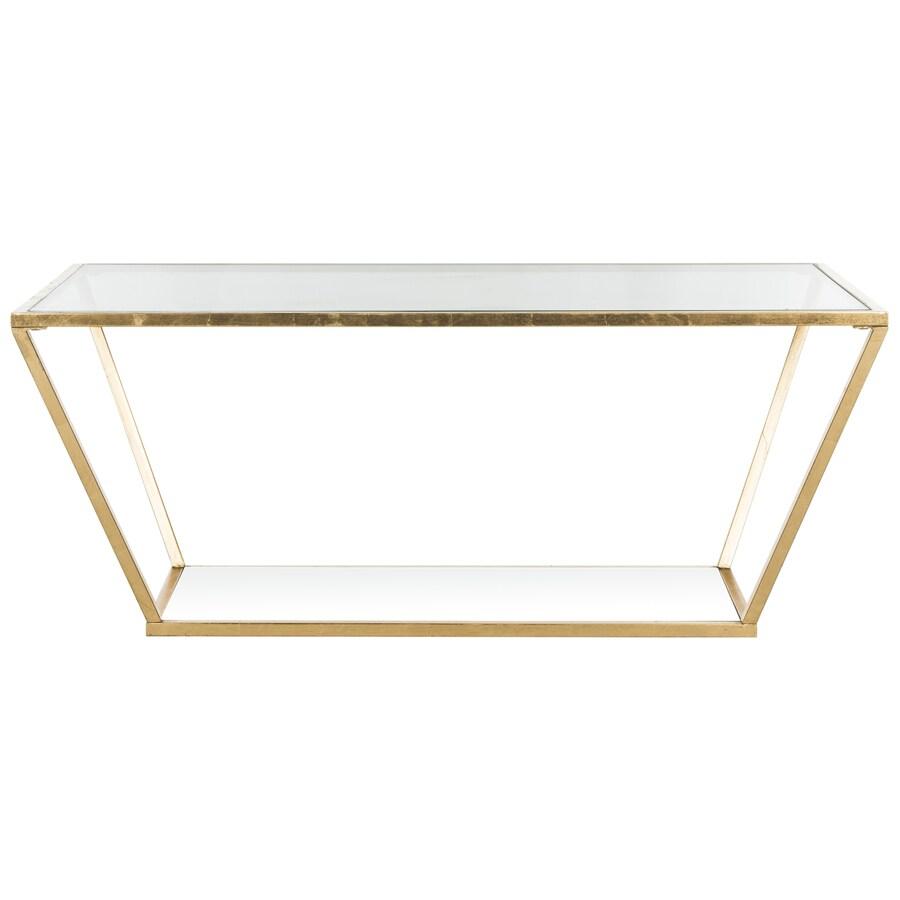 Safavieh Allene Glass Coffee Table