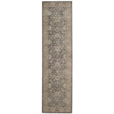 Safavieh Sofia Kiraz 2 Ft 2 In X 8 Ft Light Gray Beige