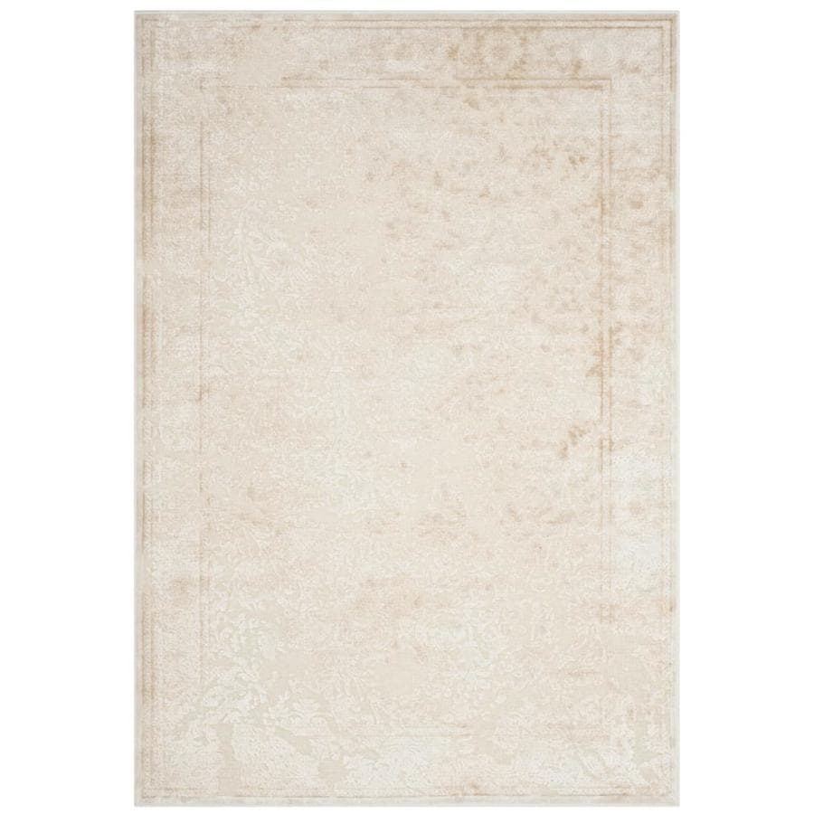 Safavieh Paradise Ryne Stone Indoor Distressed Area Rug (Common: 5 x 8; Actual: 5.25-ft W x 7.5-ft L)
