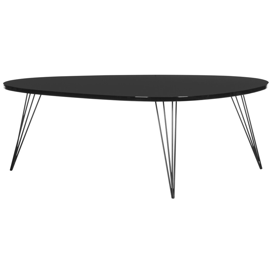 Safavieh Wynton Black Coffee Table