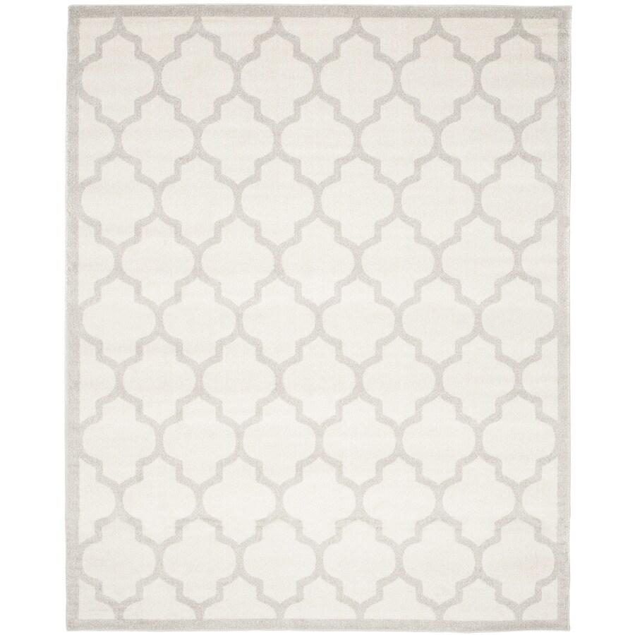 Safavieh Amherst Barret Beige/Light Gray Indoor/Outdoor Moroccan Area Rug (Common: 12 x 18; Actual: 12-ft W x 18-ft L)