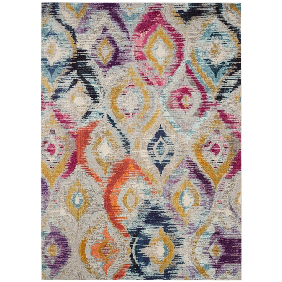Safavieh Monaco Dominon Indoor Area Rug (Common: 9 x 12; Actual: 9-ft W x 12-ft L)