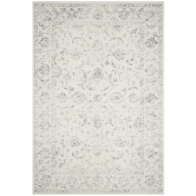 Safavieh Cream Gray Indoor French Country Area Rug
