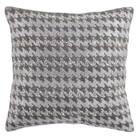 Safavieh Perry Hounds Tooth Geometric Pillow