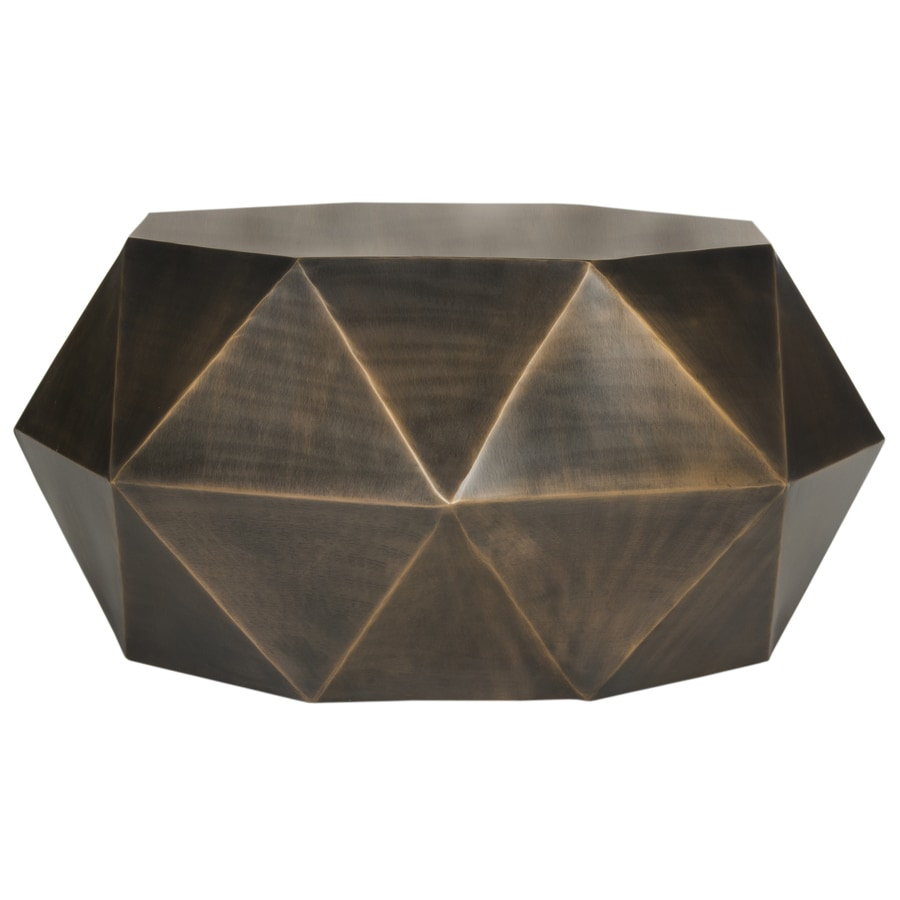 Safavieh Astrid Metal Round Coffee Table