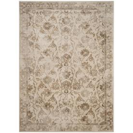 Area Rug Vintage Bruge Rugs At Lowes Com