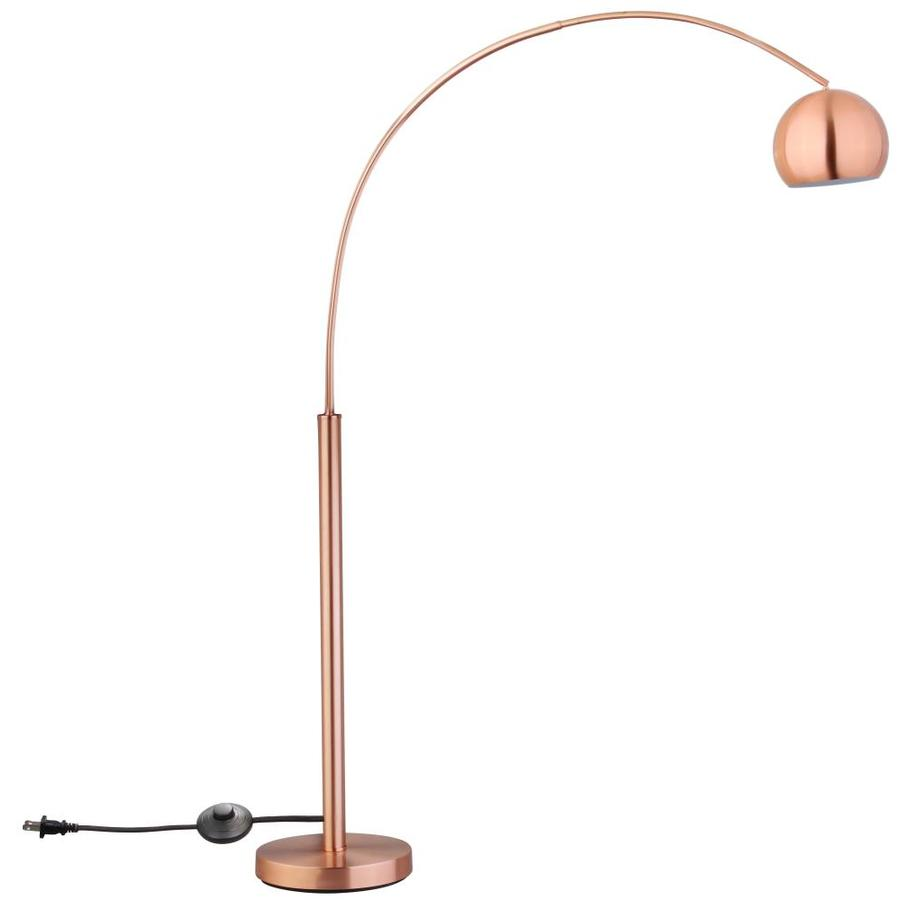 Safavieh Sade Floor Lamp Copper At Lowescom