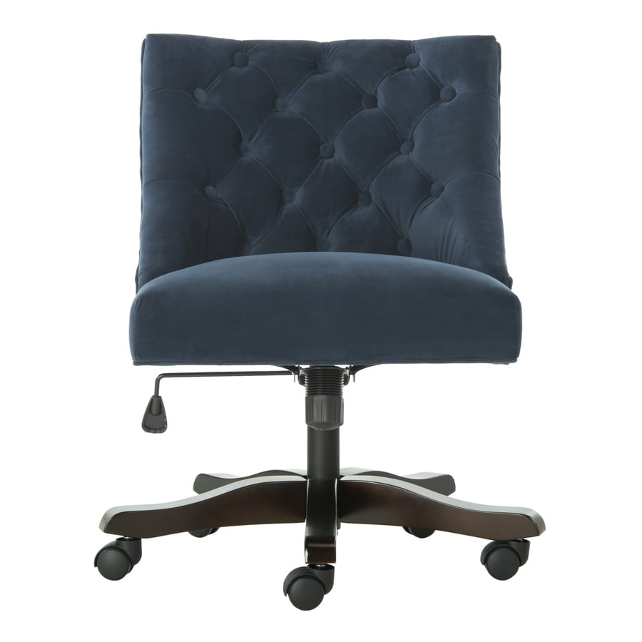 Safavieh Soho Navy Transitional Desk Chair