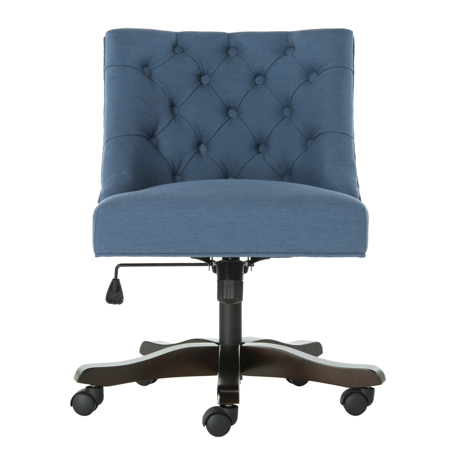 Safavieh Soho Navy Transitional Desk Chair