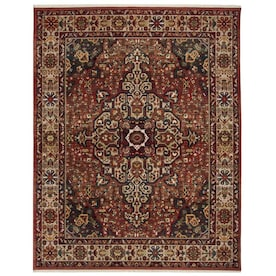 Kashan Lano Area Rugs Mats At Lowes