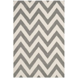 Basic Chevron Area Rugs Mats At Lowes Com