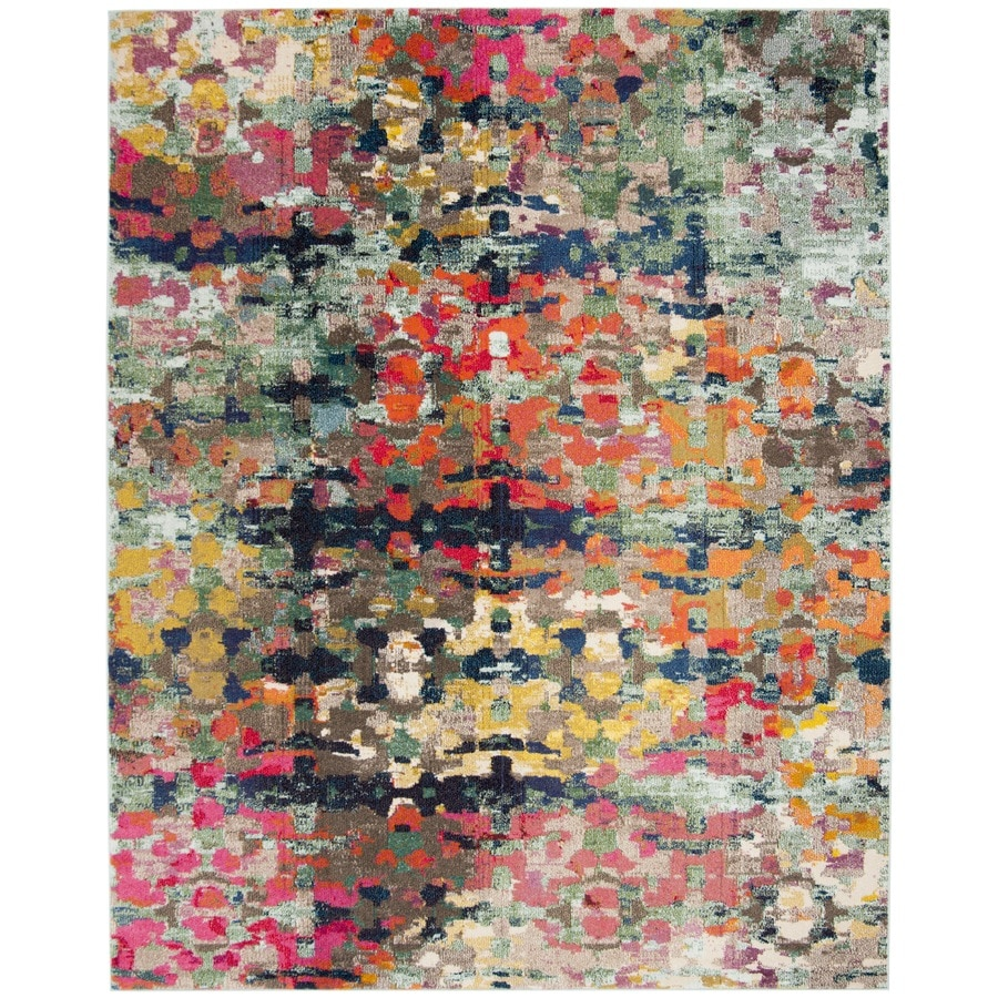 Safavieh Evoke Isla Navy/Ivory Rectangular Indoor Machine-Made Vintage Area Rug (Common: 9 x 12; Actual: 9-ft W x 12-ft L) at Lowes.com - 웹