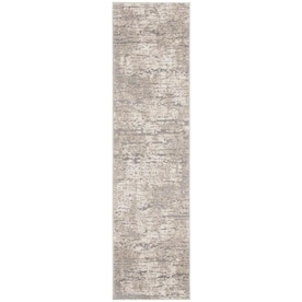 Safavieh Spirit Dorly 9 X 12 Taupe Ivory Abstract Area Rug In The Rugs Department At Lowes Com