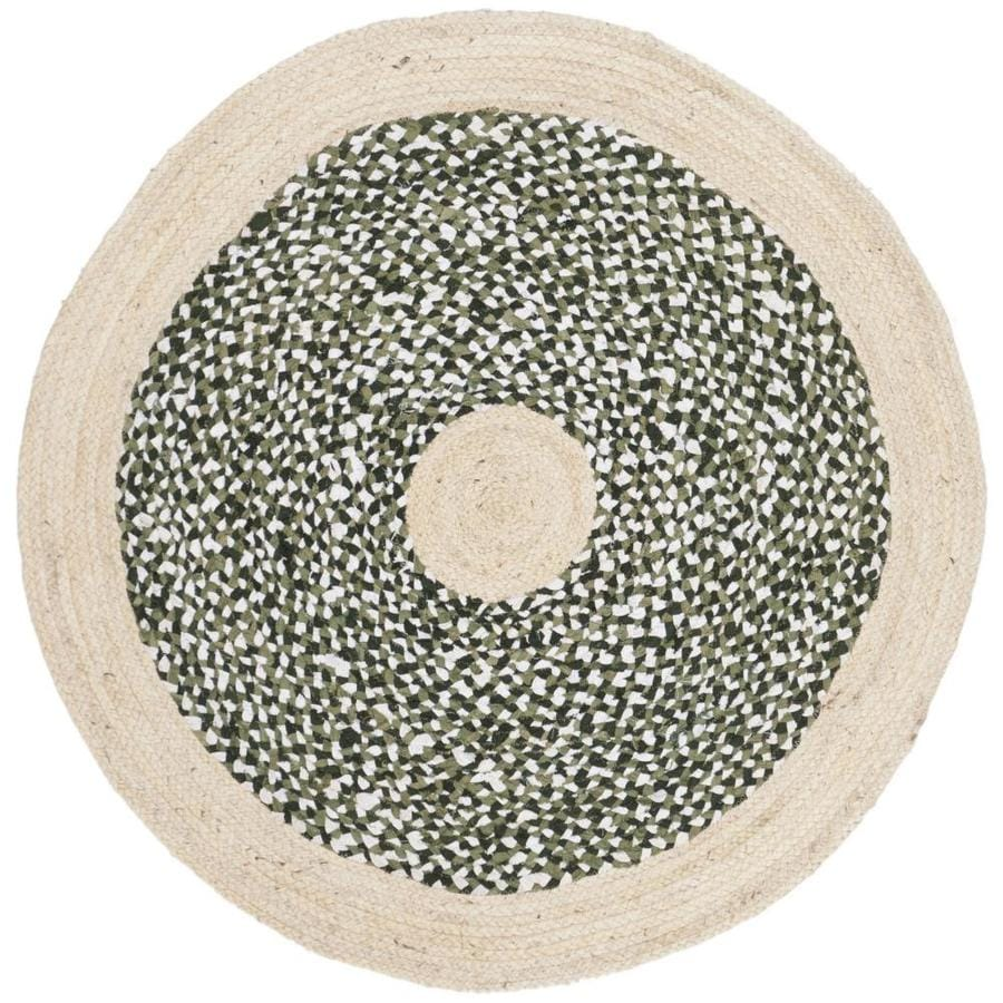 Safavieh CAP210D-3R Area Rug 3 Gold