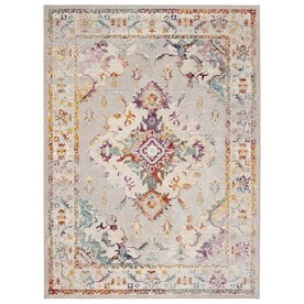 Crystal Siller Indoor Rugs At Lowes