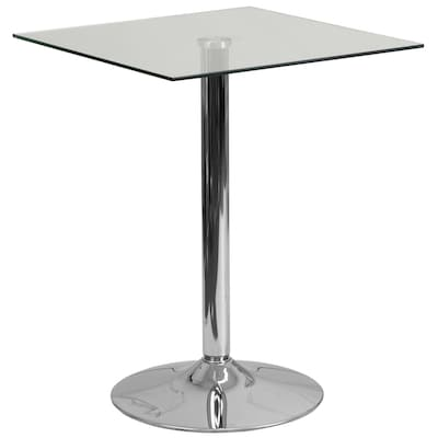 Flash Furniture Glass Dining Table at Lowes com