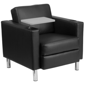Homeroots Amelia Modern Spotted Velvet Blend Accent Chair In The Chairs Department At Lowes Com