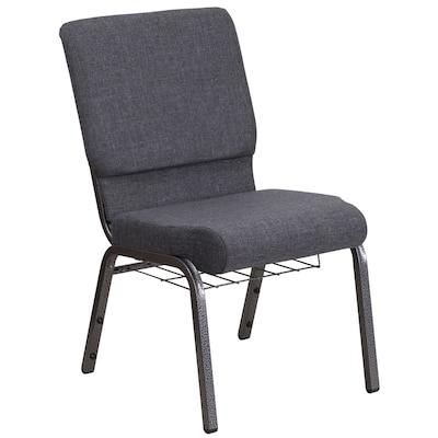 Fine Modern Dark Gray Fabric Silver Vein Frame Accent Chair Ibusinesslaw Wood Chair Design Ideas Ibusinesslaworg