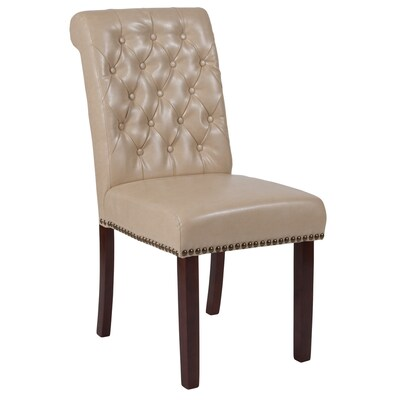 Pleasant Contemporary Parsons Chair Creativecarmelina Interior Chair Design Creativecarmelinacom
