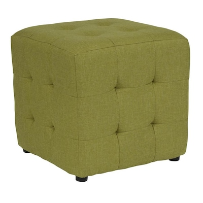 Wondrous Flash Furniture Avendale Tufted Upholstered Ottoman Pouf In Dailytribune Chair Design For Home Dailytribuneorg