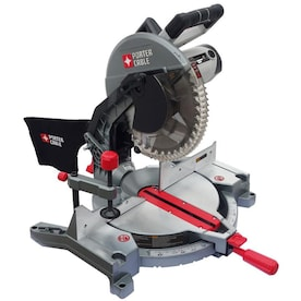 Porter Cable Porter Cable 12-in 15-Amp Single Bevel Compound Corded Miter Saw