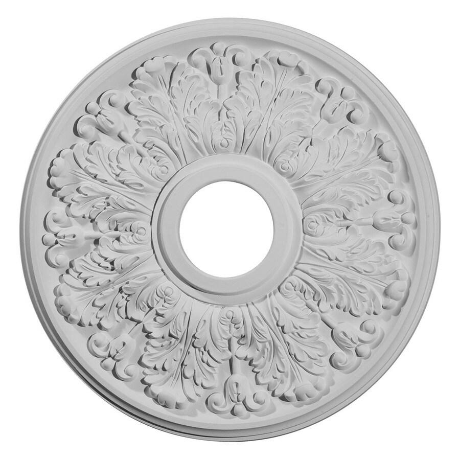 Ekena Millwork Apollo 11.73-in x 11.73-in Polyurethane Ceiling Medallion