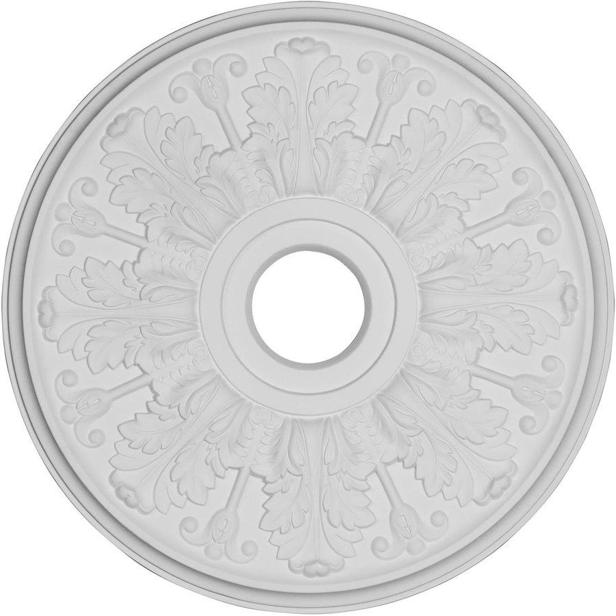 Ekena Millwork Apollo 19.72-in x 19.72-in Polyurethane Ceiling Medallion