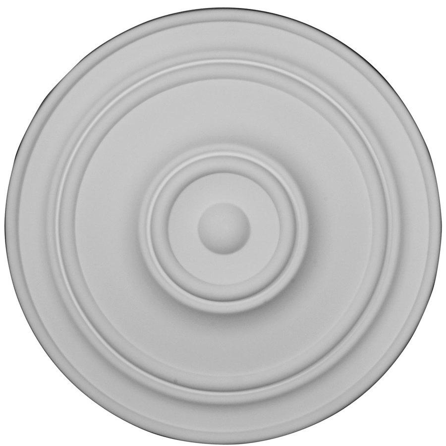 Ekena Millwork Classic 21.875-in x 21.875-in Polyurethane Ceiling Medallion