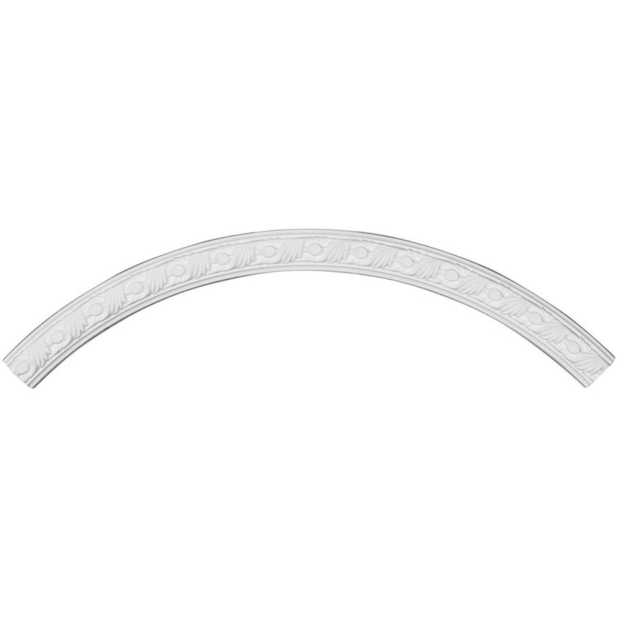 Ekena Millwork Milton 2.125-in x 43.625-in Quarter Polyurethane Ceiling Ring