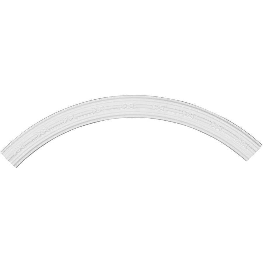 Ekena Millwork Medea 2.5-in x 40.375-in Quarter Polyurethane Ceiling Ring
