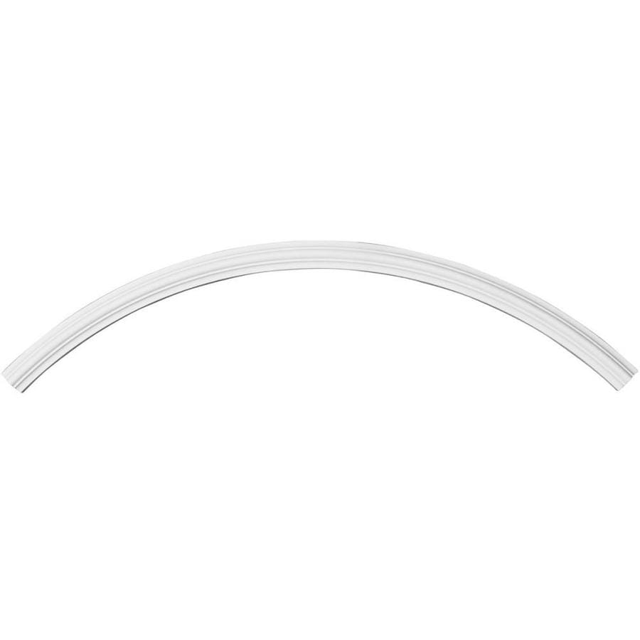 Ekena Millwork Traditional 1.625-in x 50.375-in Quarter Polyurethane Ceiling Ring