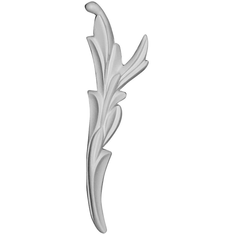 Ekena Millwork Granada 1.625-in x 5.125-in Leaf Primed Urethane Applique