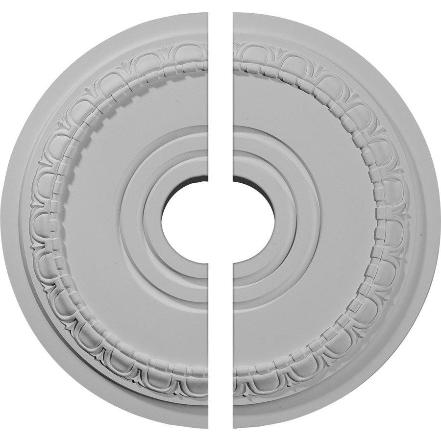 Ekena Millwork Munich 17.5-in x 17.5-in Urethane Ceiling Medallion