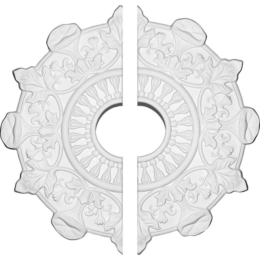 Ekena Millwork Preston 17.5-in x 17.5-in Urethane Ceiling Medallion