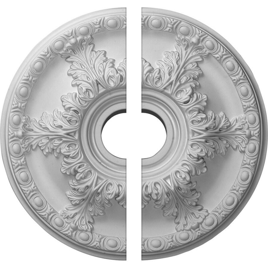 Ekena Millwork Granada 18-in x 18-in Urethane Ceiling Medallion