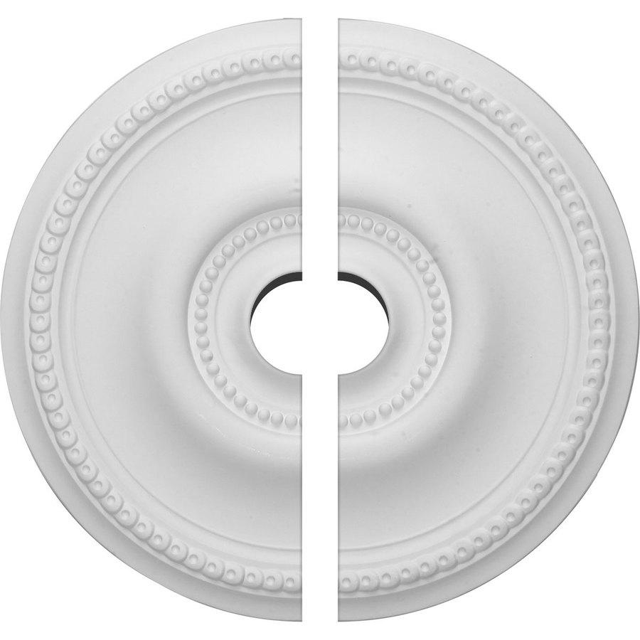 Ekena Millwork Raynor 20.625-in x 20.625-in Urethane Ceiling Medallion