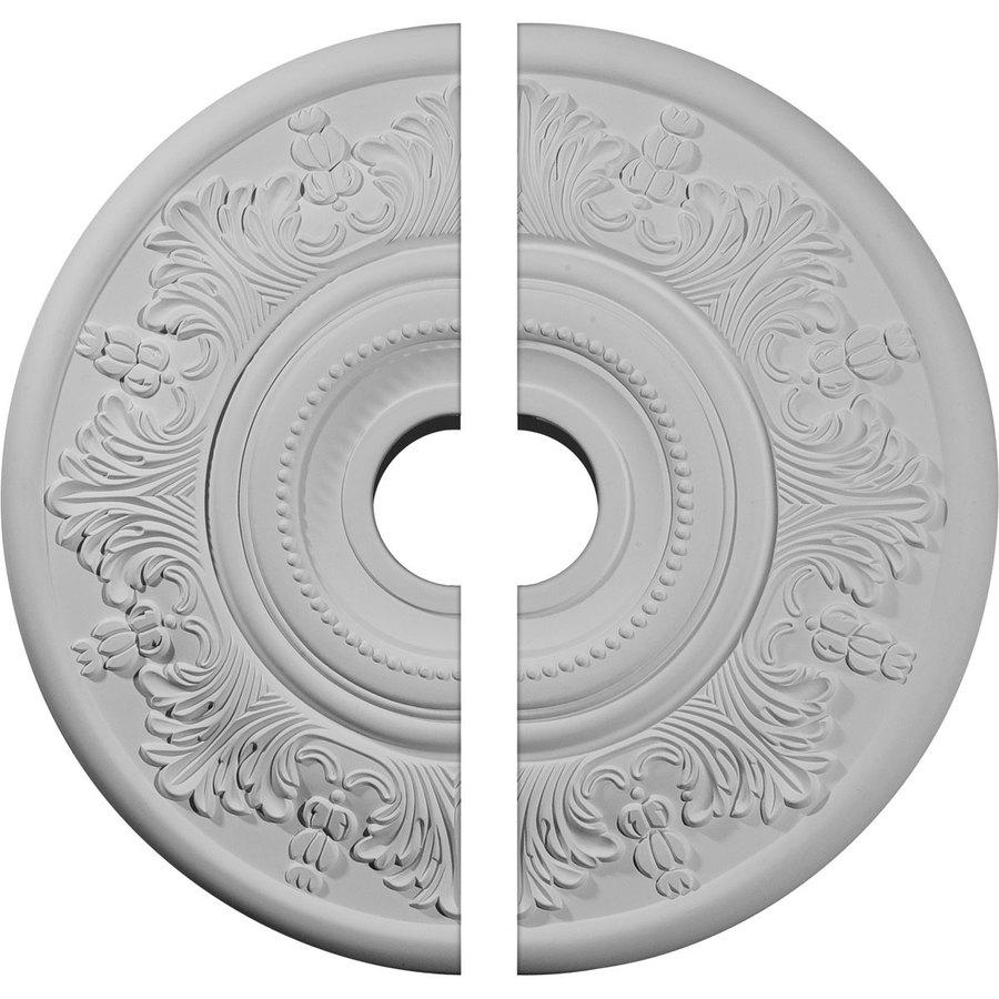 Ekena Millwork Vienna 20-in x 20-in Urethane Ceiling Medallion