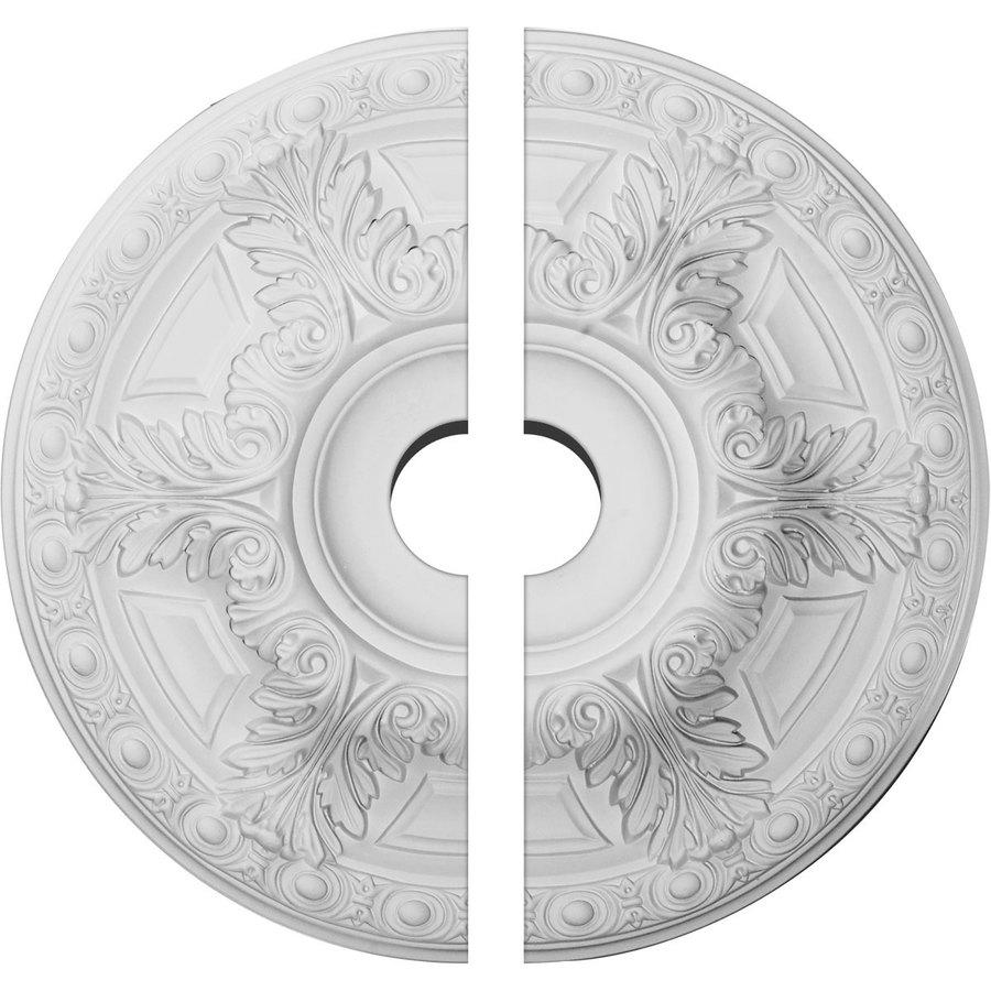 Ekena Millwork Granada 23.5-in x 23.5-in Urethane Ceiling Medallion