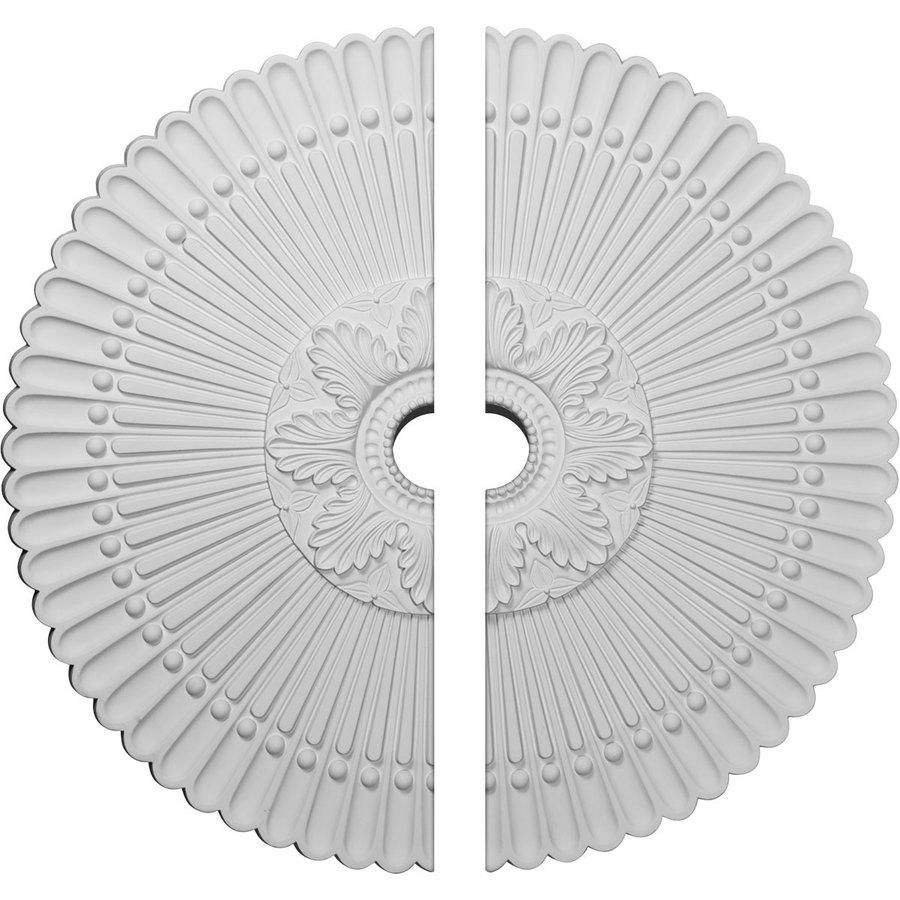 Ekena Millwork Nexus 30-in x 30-in Urethane Ceiling Medallion