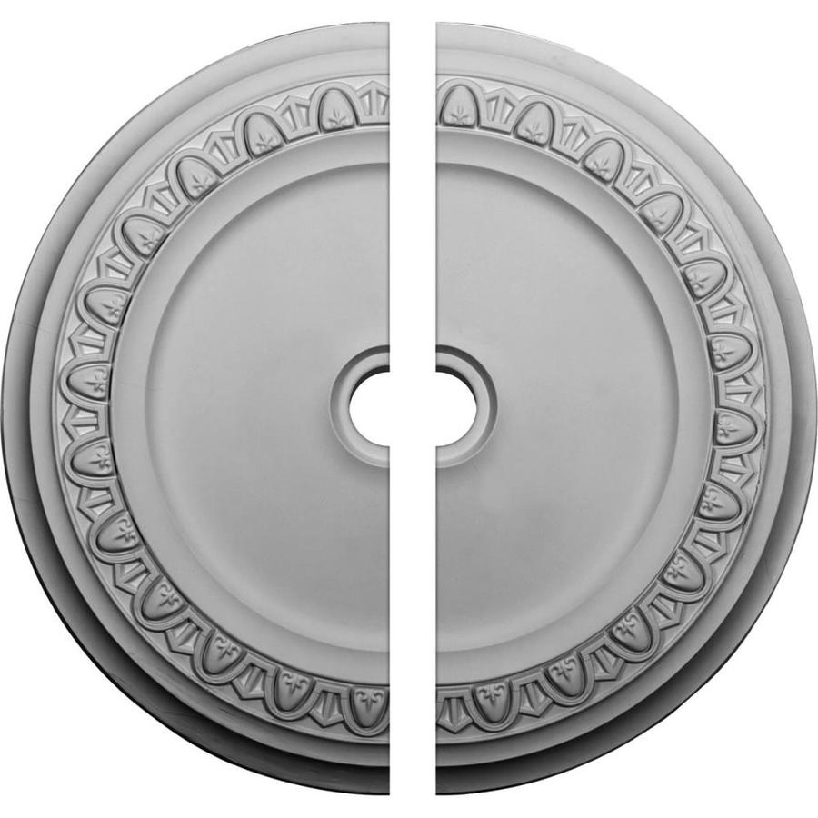 Ekena Millwork Caputo 41-in x 41-in Urethane Ceiling Medallion