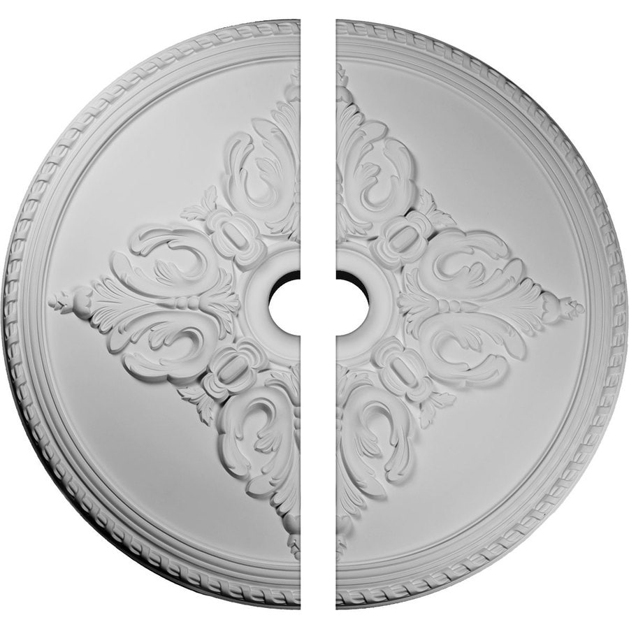 in millwork orrington p medallions the ekena ceiling medallion