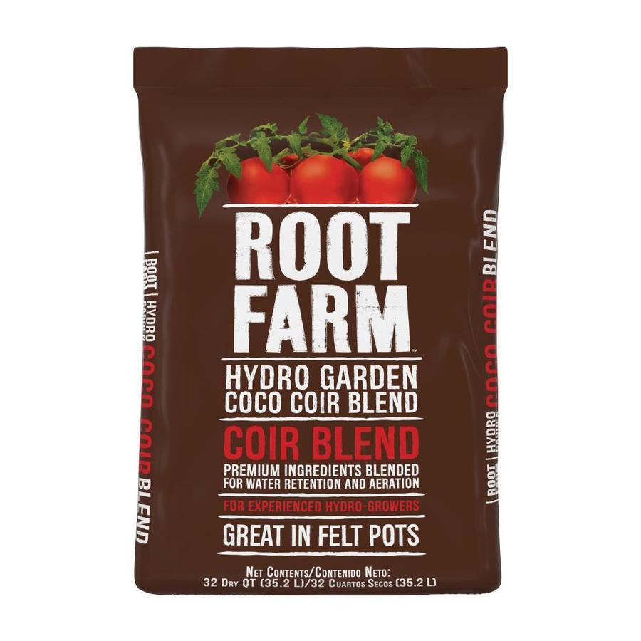 Root Farm 32 Quart(S) Hydro Garden Coco Coir Blend