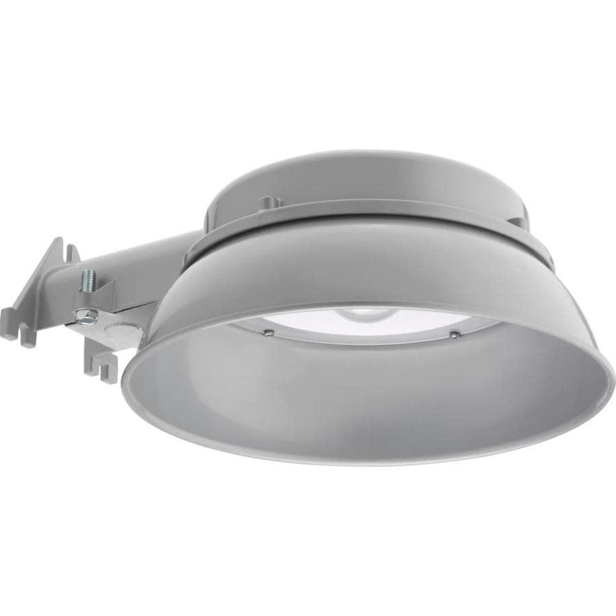 Lithonia Lighting Gray Integrated Led Area Light