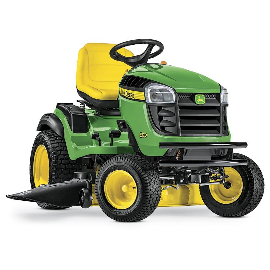 48 in. 24 HP V-Twin ELS Gas Hydrostatic Lawn Tractor