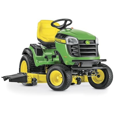 John Deere Riding Lawn Mowers At Lowes Com