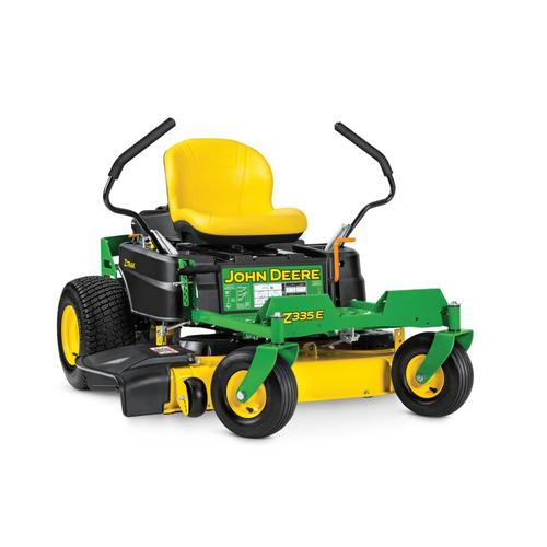 John Deere Z335e 20 Hp V Twin Dual Hydrostatic 42 In Zero