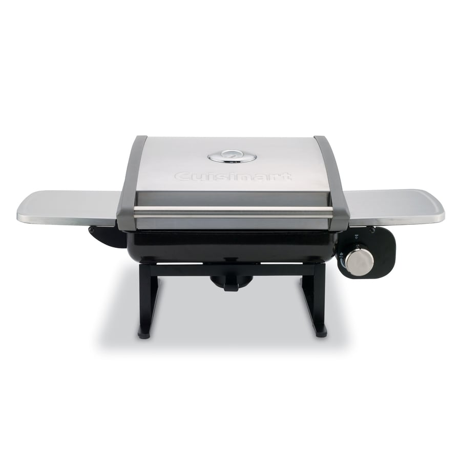 Cuisinart Stainless 12000-BTU 240-sq in Portable Gas Grill