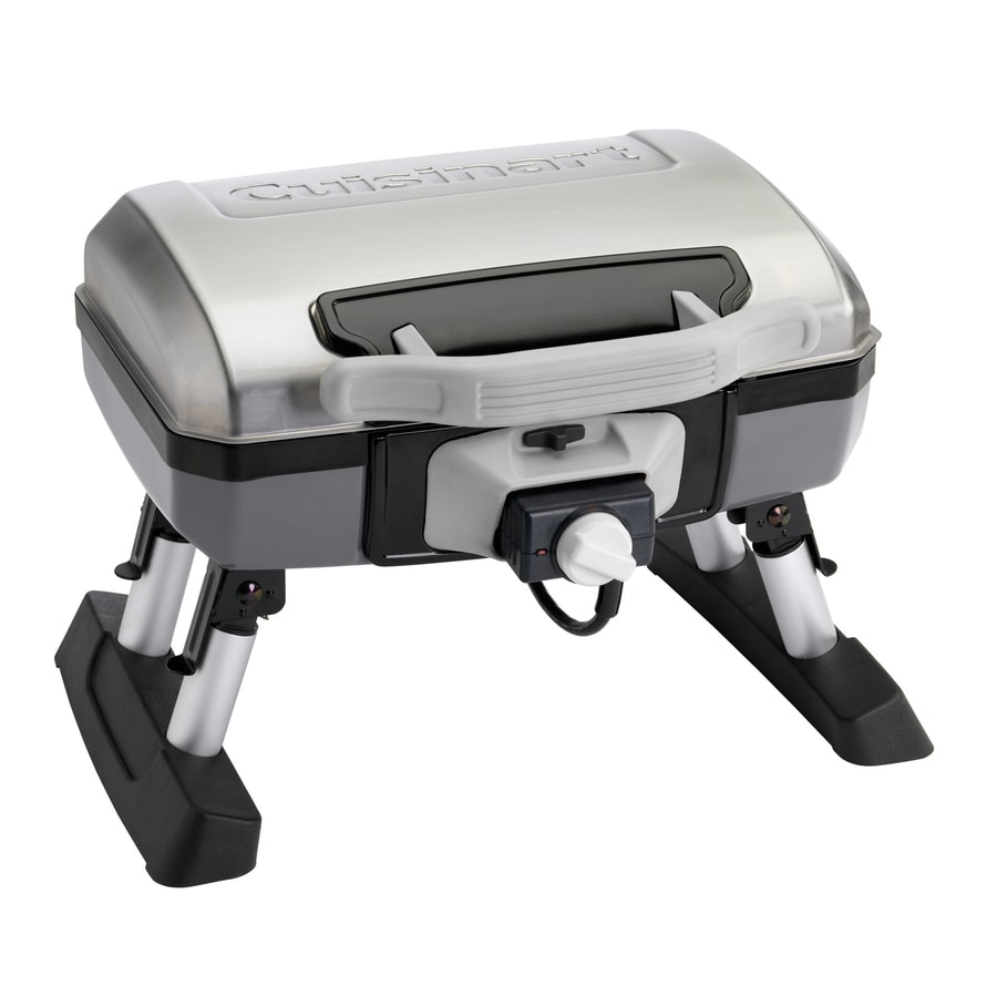 Cuisinart 1,500-Watt Stainless Steel Electric Grill