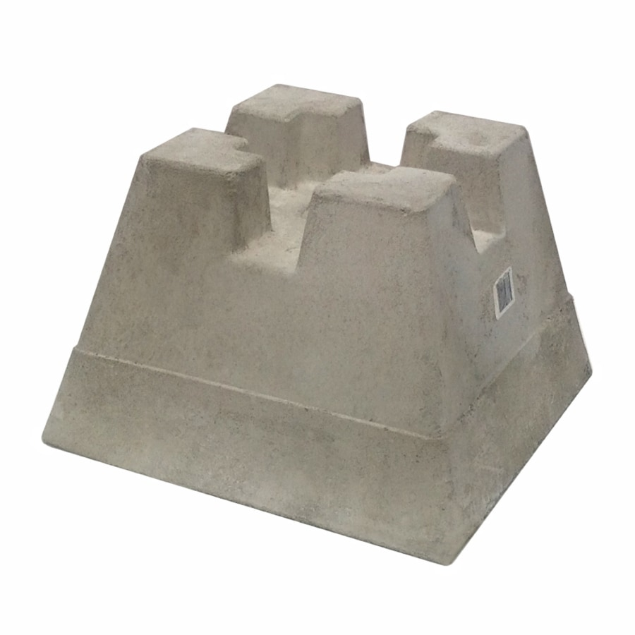 Shop Handi Block 4 X 4 Handi Block At Lowes Com